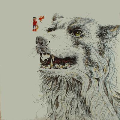 Mies Bouwman - Mies Bouwman vertelt Peter en de Wolf (op muziek van Sergei Prokofjef) (1974)