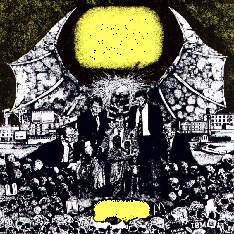 Napalm Death - Scum (1987)