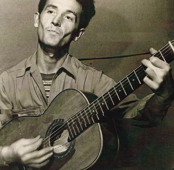 Woody Guthrie - The Asch Recordings Volume 4 / Buffalo Skinners (1999)