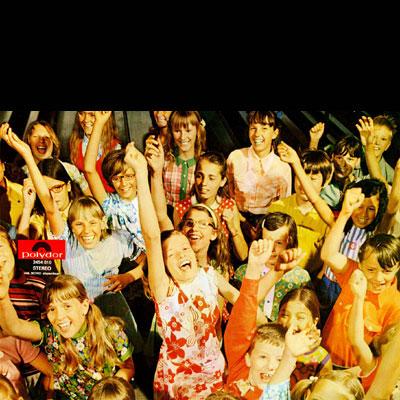 Oebeler Kinderkoor - 36 Kinderliedjes gezongen door het Oebeler Kinderkoor (1970)