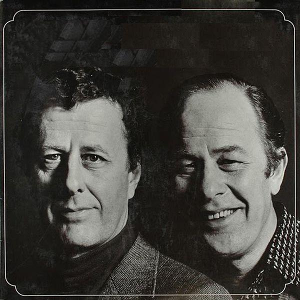 Luc & Pieter Lutz - 'Kopstukken' van Godfried Bomans (1974)