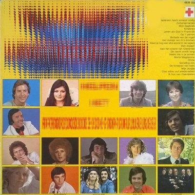 Various Artists - Vlaamse artiesten helpen het Rode Kruis (1979)