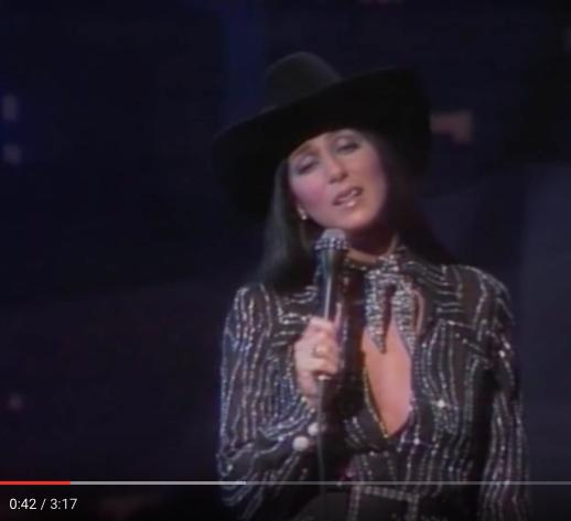 Cher - Rhinestone Cowboy (1975)