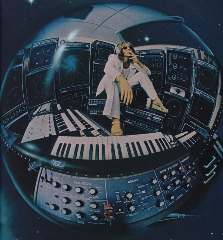 Ray Manzarek - The whole thing started with rock & roll now it's out of control (1975)