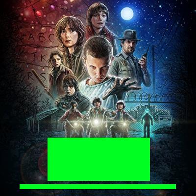 Kyle Dixon & Michael Stein - Stranger Things, Volume 1 or Volume 2 [A Netflix Original Series Soundtrack] (2016)