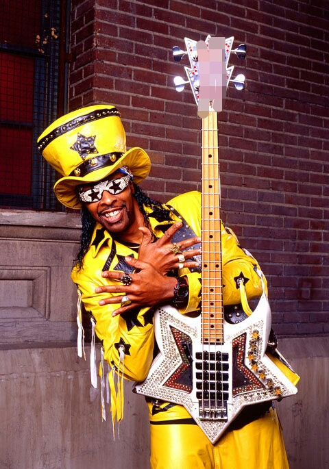 Bootsy Collins (2010)