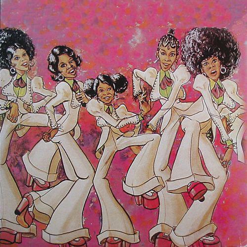 Jackson Sisters - Jackson Sisters (1976)