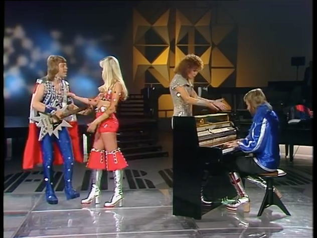 ABBA - Honey Honey (1974)