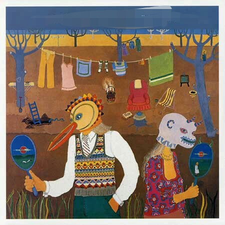 Robert Wyatt - Ruth Is Stranger Than Richard (1975)