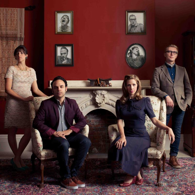 Lake Street Dive - Bad Self Portraits (2014)