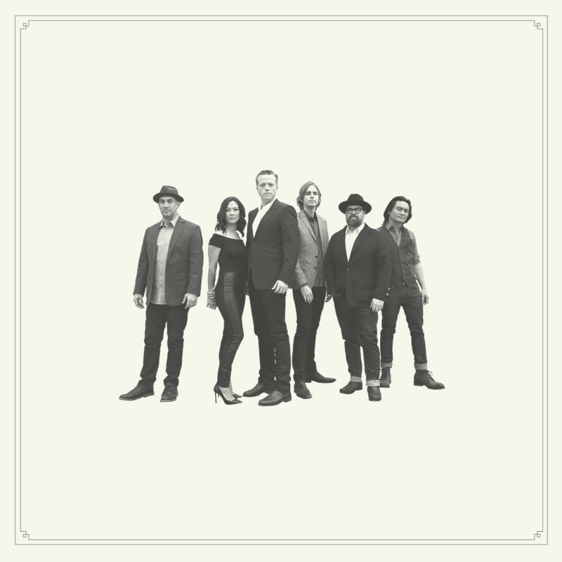 Jason Isbell and The 400 Unit - The Nashville Sound (2017)