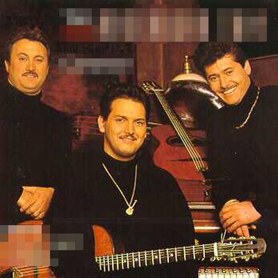 The Rosenberg Trio - Caravan (1994)