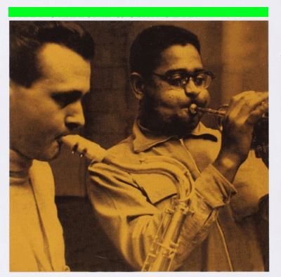 Dizzy Gillespie & Stan Getz - Diz and Getz (1957)
