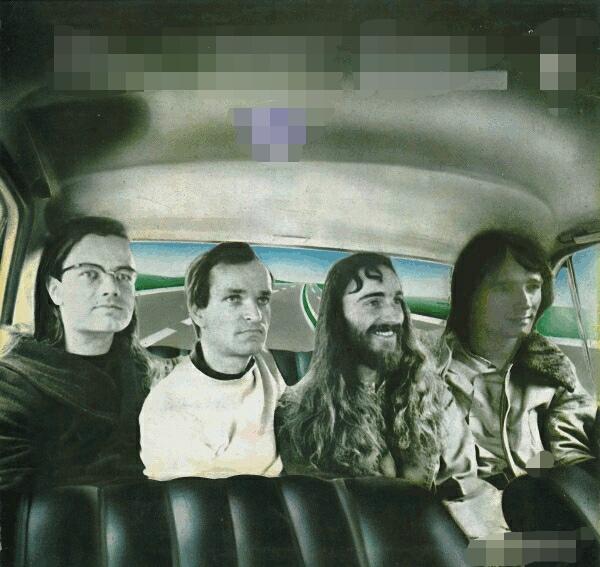 Kraftwerk - Autobahn (1974)