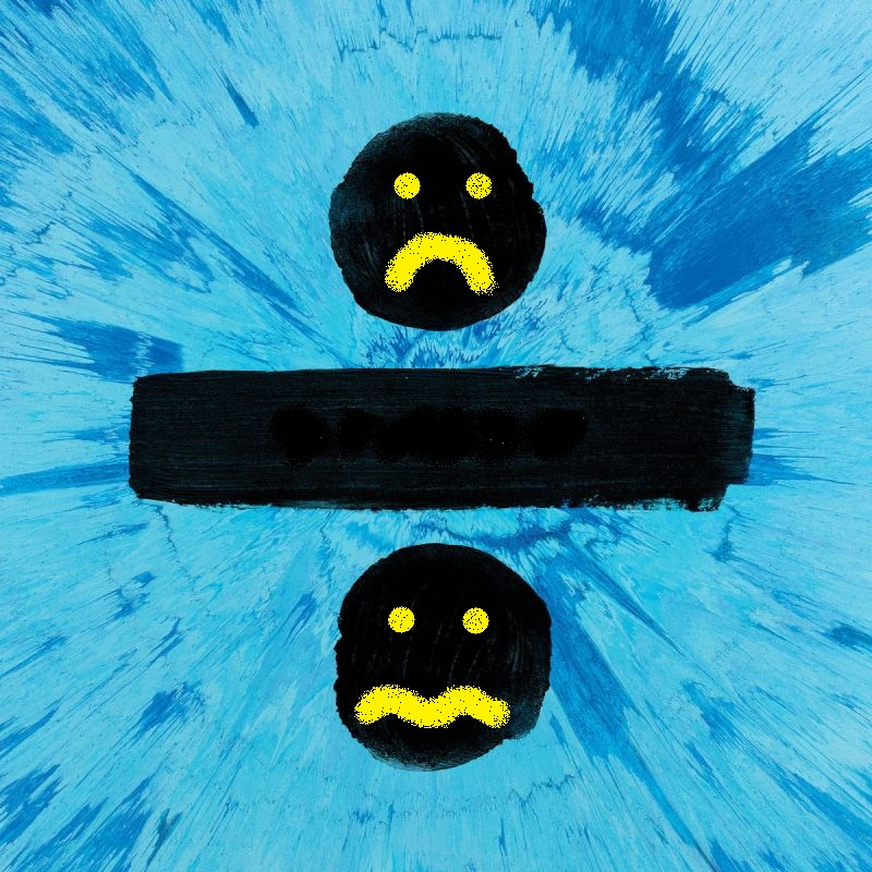 Ed Sheeran - ÷ / Divide (2017)