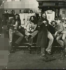Dr. Hook and The Medicine Show - Belly Up! (1973)