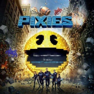 Henry Jackman - Pixels (Original Motion Picture Score) (2015)