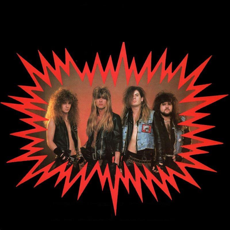 Pantera - Power Metal (1988)