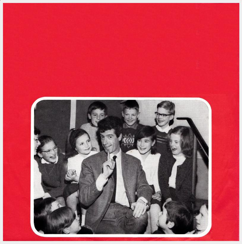 Rudi Carrell - Een muis in een molen in mooi Amsterdam (1965)