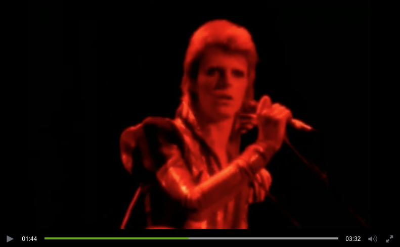 David Bowie - Changes (1973)