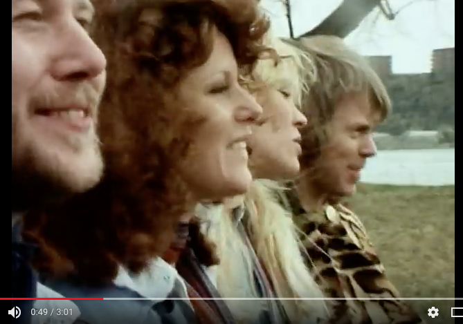 ABBA - Bang-a-Boomerang (1975)