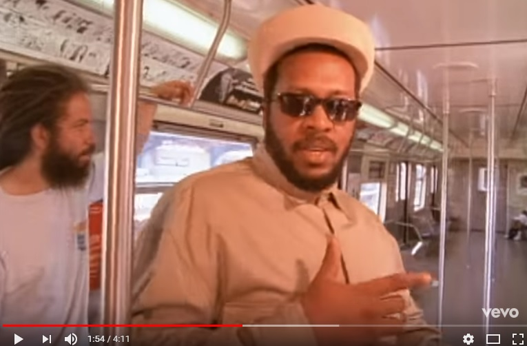 Ini Kamoze - Here Comes The Hotstepper (1994)