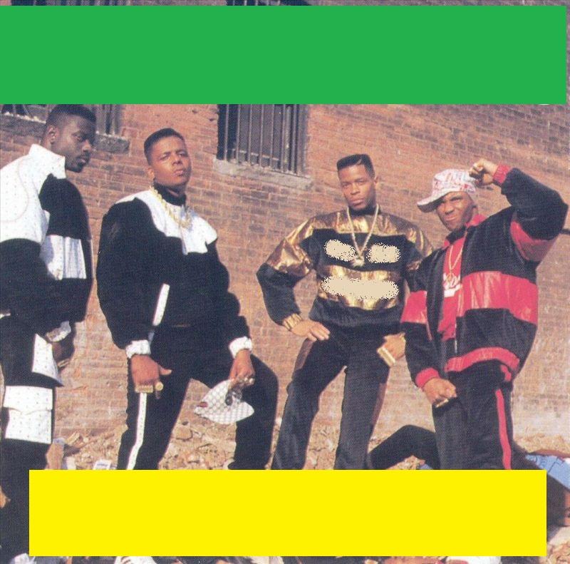 Ultramagnetic MC's - Critical Beatdown (1988)