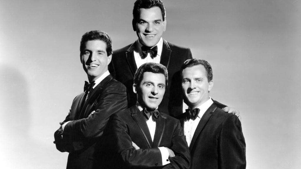 Frankie Valli & The Four Seasons (1963)