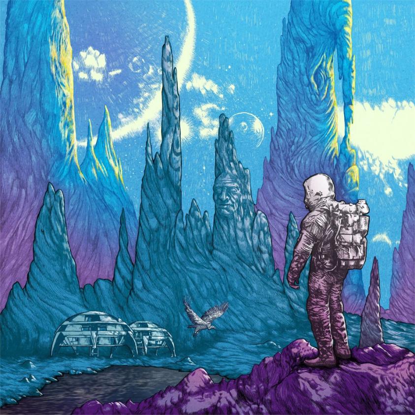 Yuri Gagarin - Yuri Gagarin (2013)