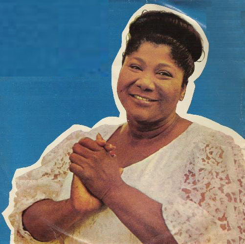 Mahalia Jackson - Jesus Met the Woman at the Well / God Is So Good / Trouble Of The World / Onward, Christian Soldiers / Silent Night, Holy Night / The Holy Babe (1962)