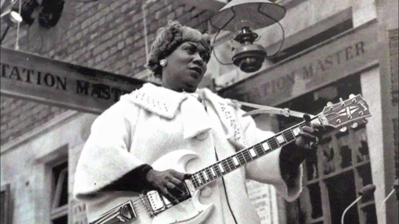 Sister Rosetta Tharpe (1964)
