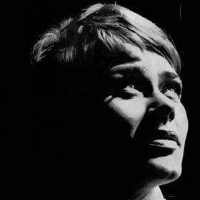 Conny Vandenbos - Portret van Conny Vandenbos (1968)